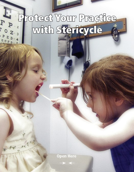 Stericycle Brochure, Panel 1