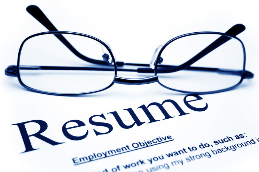 Redesign your resume for a recruiters 6 second attention span