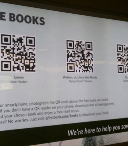 20 Ideas For Using QR codes - The Sherwood Group