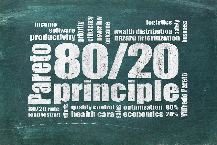 How to Apply the 80/20 Rule to Your Business