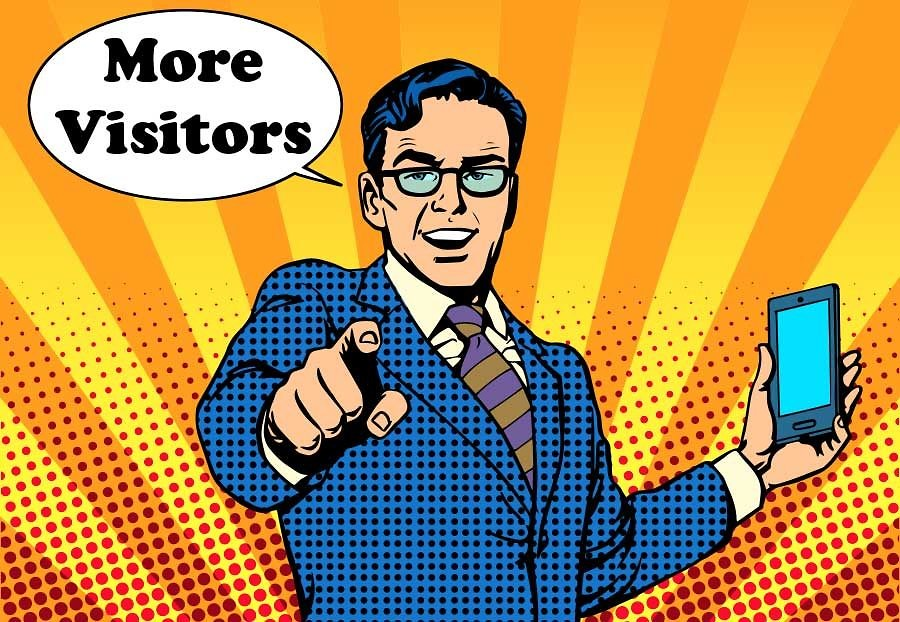 Creative Tips to Bring More Visitors to Your Website